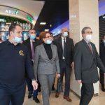 وزيرة الثقافة تتفقد قطاعها بوهران وتدشن عدة مشاريع وتلقتي بالمجتمع المدني