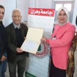 مخبر فلسفة علوم وتنمية بالجزائر ينظم ندوة علمية للإشادة بدور المرأة الجزائرية