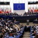 البرلمان الأوروبي :  يدعو إلى فرض عقوبات على سياسيين لبنانيين صنعوا الكارثة